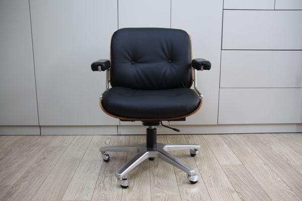 Sedie Da Ufficio In Pelle : Sedia ufficio pelle vintage notteazzurrajesi