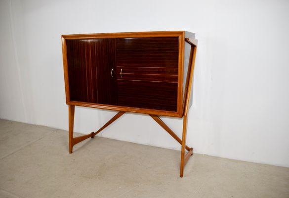 Vintage Bar Cabinet, 1950s 2