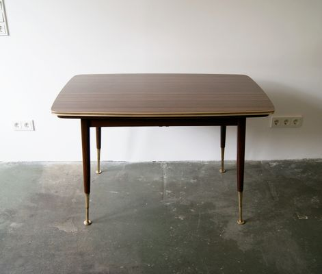 Mid Century Extendable Coffee Table 1