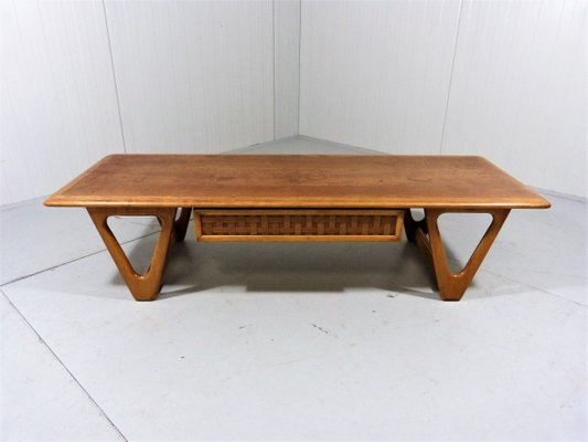 American Coffee Table From Lane Furniture 1960s 1