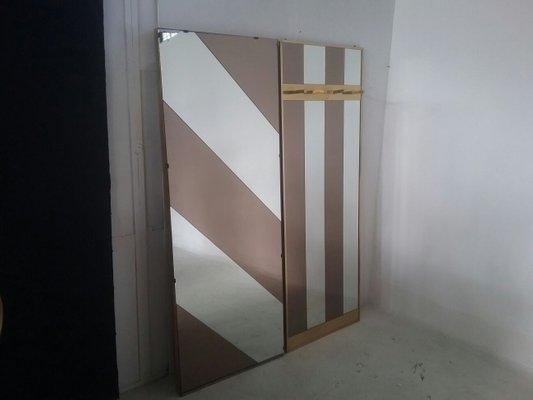 Garderobe Spiegel Von Romeo Rega 1970er Bei Pamono Kaufen