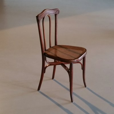Antique Bentwood Chair by L. & H. Cambier Frères, ... - Antique Bentwood Chair By L. & H. Cambier Frères, 1900s For Sale At