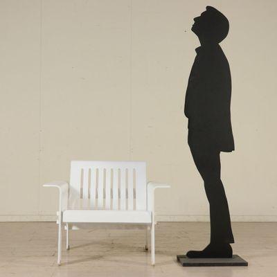 Vintage Triennale Chair by Gianpiero Vitelli & Titina Ammaniti for ...
