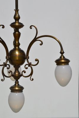 Vintage italian chandelier for sale at pamono vintage italian chandelier 3 aloadofball Gallery