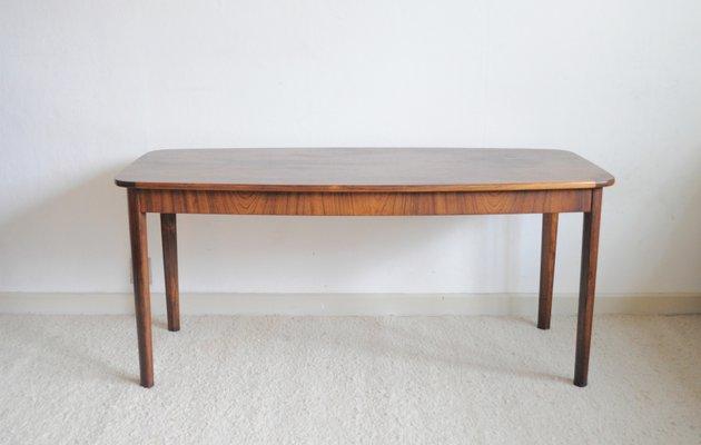 Mid Century Modern Danish Rosewood Side Table