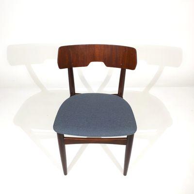 Mid Century Teak Chair By H.W. Klein For Bramin, 1960s 6