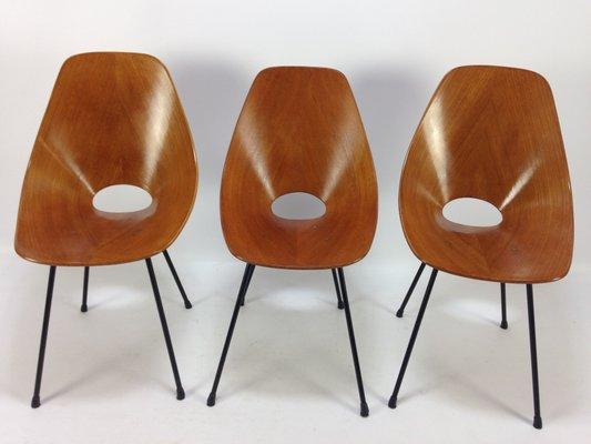 Sedie In Legno Curvato.Sedia Medea Vintage In Legno Curvato Di Vittorio Nobili Per Fratelli Tagliablue Anni 50