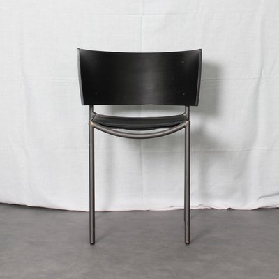 Lilla Hunter Stackable Chairs By Philippe Starck For XO, 1988, Set Of 2 2