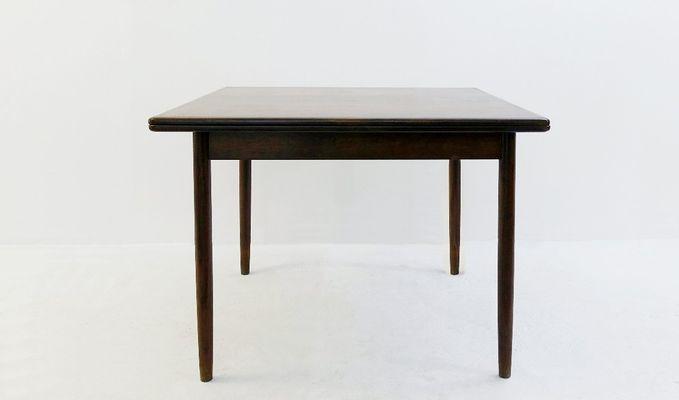 Table Vintage Palissandre Extensible Table En Extensible MSVGqUzp