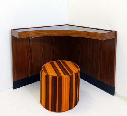 Corner Desk and Stool for sale at Pamono