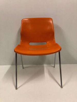Vintage Italian Chairs, Set Of 4 1
