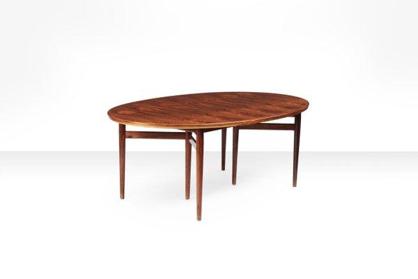 Model 212 Oval Dining Table by Arne Vodder for Sibast 1960s 2  sc 1 st  Pamono & Model 212 Oval Dining Table by Arne Vodder for Sibast 1960s for ...
