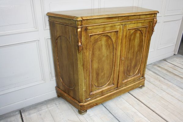 antique small golden cabinet for sale at pamono rh pamono com Bathroom  Linen Cabinets Gun Cabinets - Small Antique Floor Cabinet - Interior Design 3d •