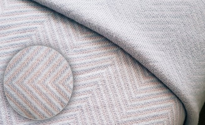 Shell Silver Merino Wool Blanket By Blankets Throws For Sale At Pamono