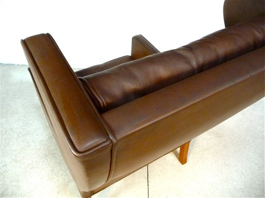 Super Leather Wingback 2204 Chair 2202 Ottoman By Borge Mogensen For Fredericia 1960S Pdpeps Interior Chair Design Pdpepsorg