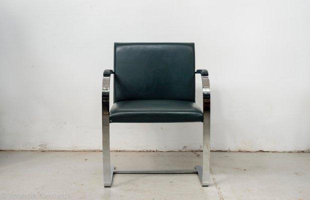 Poltrona Mies Van Der Rohe.Poltrona Brno Vintage Di Ludwig Mies Van Der Rohe