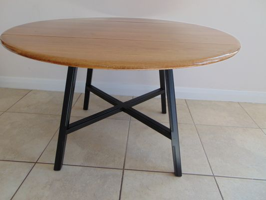 Vintage Drop Leaf Table From Ercol For Sale At Pamono