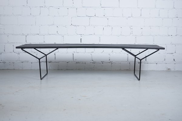 Vintage Bench By Harry Bertoia For Knoll International For Sale At