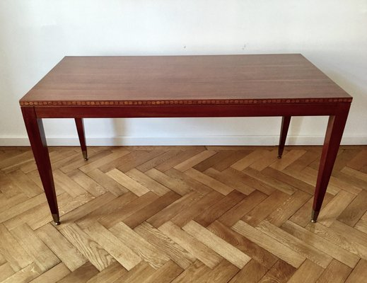 Vintage Dining Table by Paolo Buffa 1 & Vintage Dining Table by Paolo Buffa for sale at Pamono