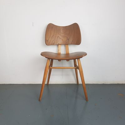 Vintage Butterfly Chair Von Lucian Ercolani Fur Ercol Bei Pamono Kaufen