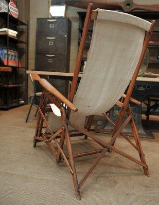 De Longue Vintage Vintage De Asca1920s Longue Chaise Chaise eWQrxdoCBE