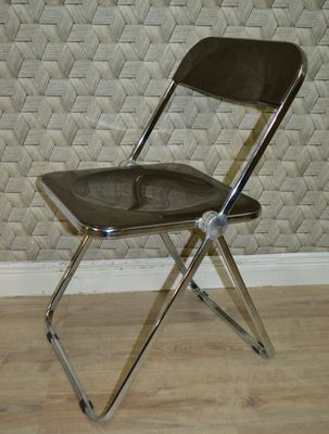 Vintage Folding Chair By Gian Carlo Piretti For Anonima Castelli 2