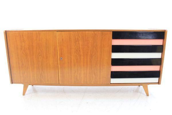 Langes Sideboard mid-century langes sideboard von jiří jiroutek für interier praha