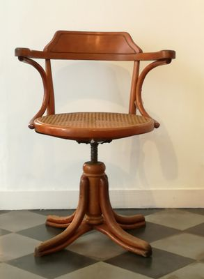 Vintage Office Chair By Michael Thonet 2