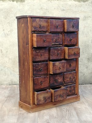 Vintage Wooden Chest Of Drawers 2