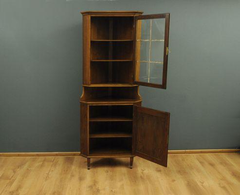 Vintage Corner Cabinet 2 - Vintage Corner Cabinet For Sale At Pamono