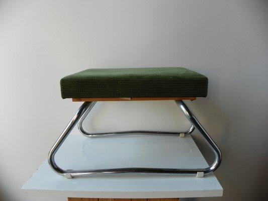 Sgabello o scala vintage anni 60 in vendita su pamono