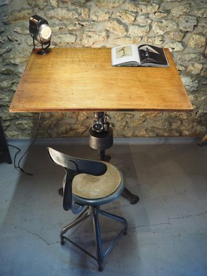 The World Map Drawing Table, 1932 on