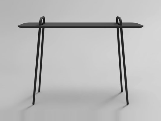 Surprising Agrafe High Bar Table By Mickael Dejean Machost Co Dining Chair Design Ideas Machostcouk