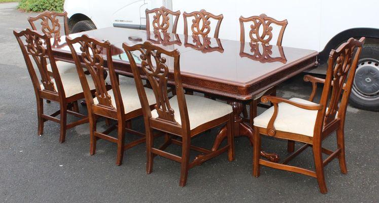 Bon Mahogany Dining Set, 1960s 1