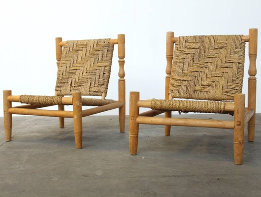 Vintage Easy Chairs, Set of 2 1 - Vintage Easy Chairs, Set Of 2 For Sale At Pamono
