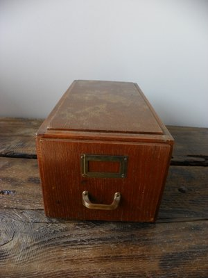 Boxes/chests Vintage Wooden Box 1920s Reproduction Boxes/chests