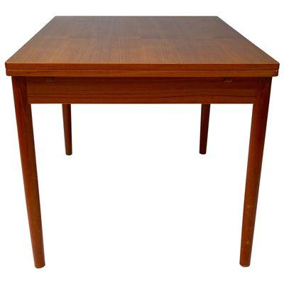 Table De Salle A Manger Scandinave En Teck Par Niels O Moller Pour J L Mollers 1960s