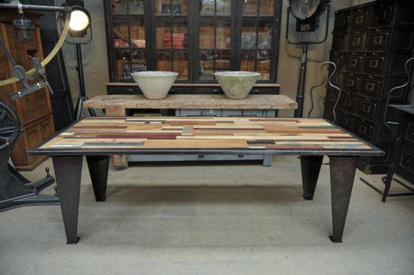 Mesa de comedor vintage en venta en Pamono
