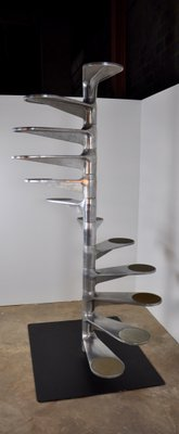 44244368ff7 Escalier Hélicoïdal par Roger Tallon pour Galerie Lacloche