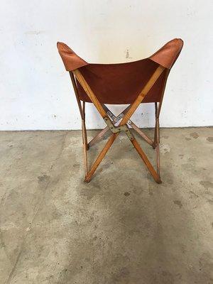 Peachy Vintage Tripolina Chair By Joseph B Fenby Evergreenethics Interior Chair Design Evergreenethicsorg