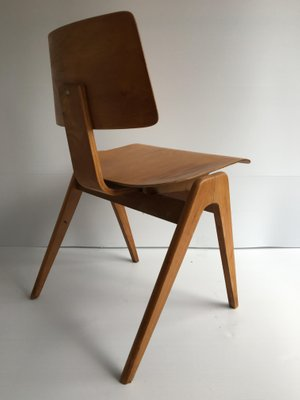 Hillestak Chairs By Robin Day For Hille 1950s Set Of 2 For Sale At