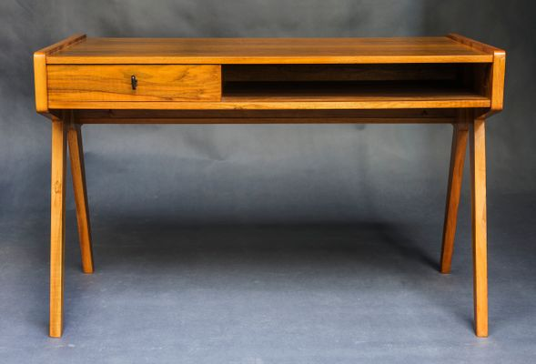 Mid Century Desk By Helmut Magg For Wk Mobel For Sale At Pamono