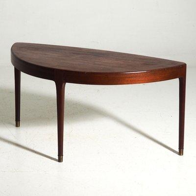 Mid Century Teak Coffee Table 1960s 1