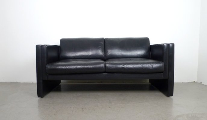 Swell Leather Sofa By Jurgen Lange For Walter Knoll 1980S Pdpeps Interior Chair Design Pdpepsorg