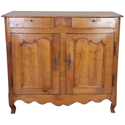Antique Cherry Wood Cabinet 1 - Antique Cherry Wood Cabinet For Sale At Pamono