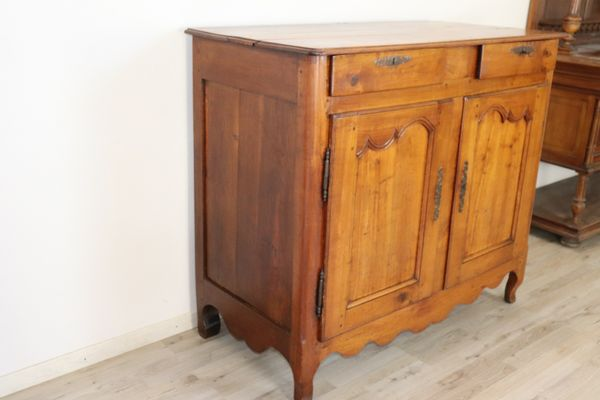 Antique Cherry Wood Cabinet 2 - Antique Cherry Wood Cabinet For Sale At Pamono