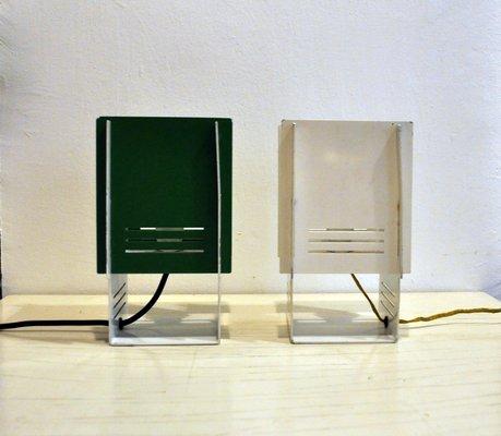 Italian Lamps, 1970s, Set of 2