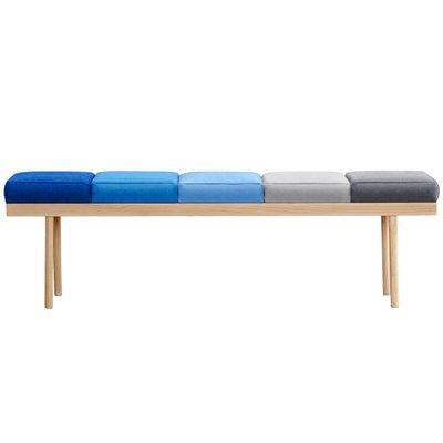 Pleasing Valentino Bench By Studio Missana Creativecarmelina Interior Chair Design Creativecarmelinacom