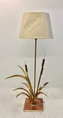 Reed Floor Lamp By Téchouergues For Circa 1970s