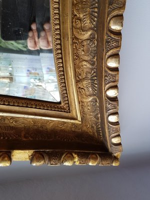 Antique Concave Mirror For Sale At Pamono